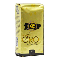 Café Oro Ground Coffee 8 oz.-Café Oro-Café 787