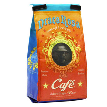 Café Draco Rosa Ground Coffee 8 oz.-Café Draco Rosa-Café 787