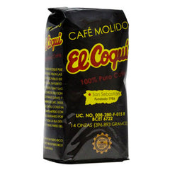 Café El Coquí Ground Coffee 14 oz.-Café El Coquí-Café 787