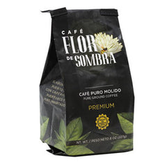 Café Flor de Sombra Ground Coffee 8 oz.-Café Flor de Sombra-Café 787