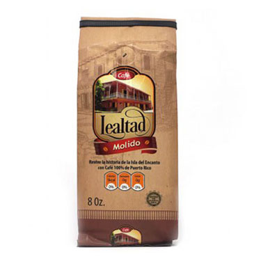 Café Lealtad Ground Coffee 8 oz.-Café Lealtad-Café 787