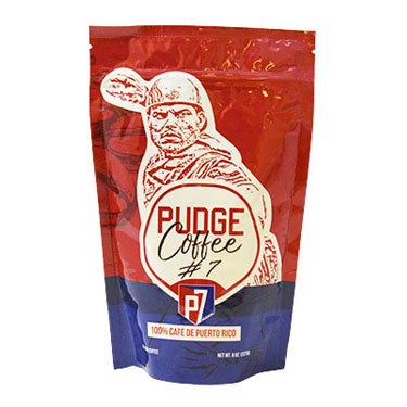 Café Pudge Ground Coffee 8 oz.-Café Pudge-Café 787