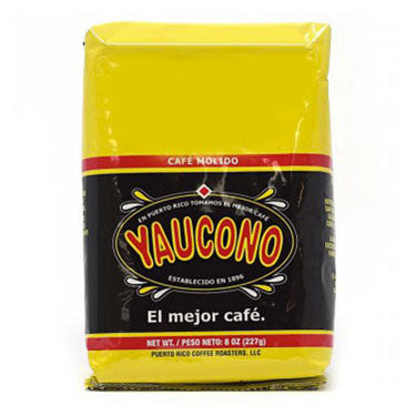 Café Yaucono Ground Coffe 8 oz.-Café Yaucono-Café 787