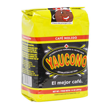 Café Yaucono Ground Coffe 14 oz.-Café Yaucono-Café 787