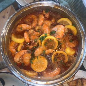 Chef's Corner - New Orleans Style BBQ Shrimp