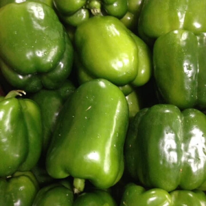 Green Pepper (sizes vary 2-4 per order)