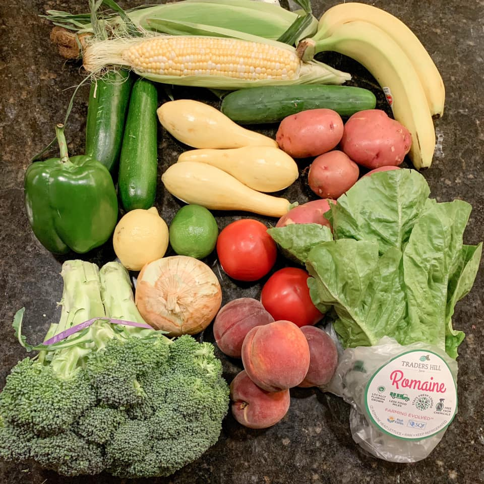 The Farmers Market Box for Two