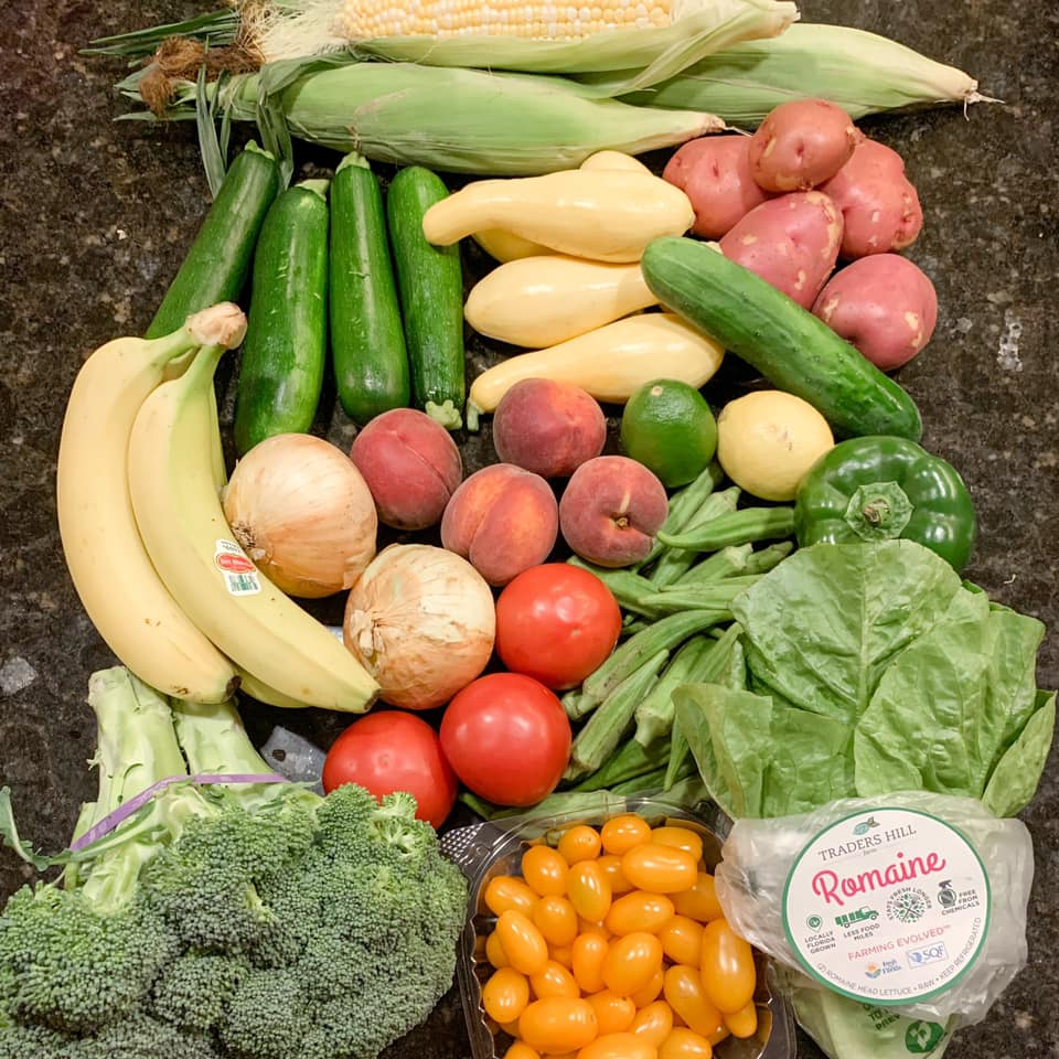 The Farmers Market Box