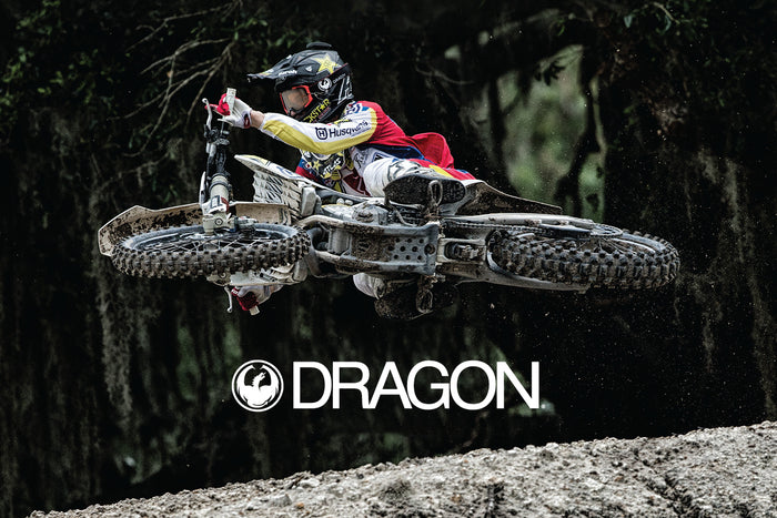 All new MXV Goggle Range from Dragon Alliance.