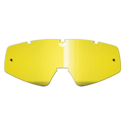 FLY ZONE/FOCUS GOGGLE LENS '18 YEL
