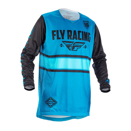 FLY KINETIC ERA JERSEY - BLUE / BLACK