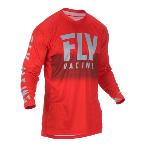 FLY 2019 LITE HYDROGEN JERSEY - RED / GREY