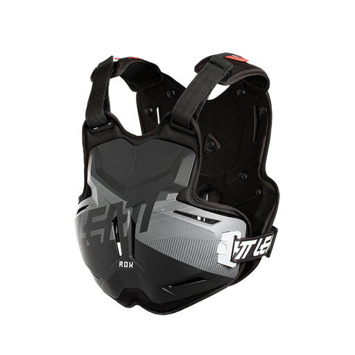 LEATT CHEST PROTECTOR 2.5 ROX '19 BLK/BRUSHED