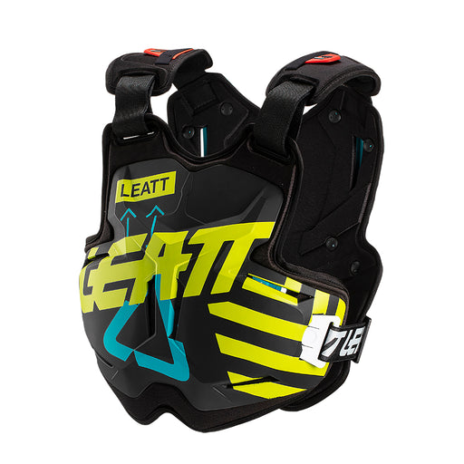 LEATT CHEST PROTECTOR 2.5 ROX '19 BLK/LIM