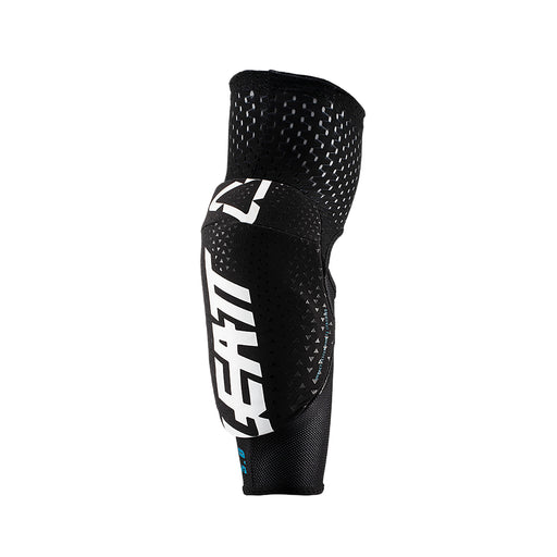 LEATT ELBOW GUARD '19 3DF 5.0 WHT/BLK JNR