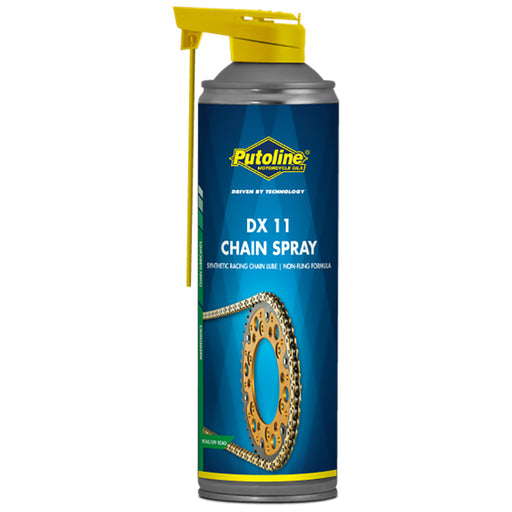 PUTOLINE DX11 CHAIN LUBE 600ML - ROAD & OFF-ROAD (70083)