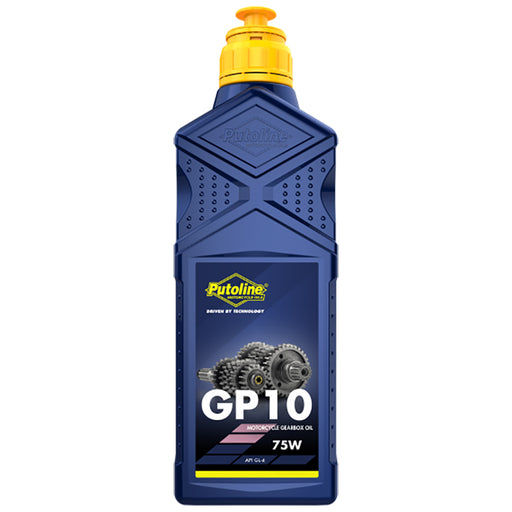 PUTOLINE GP10 GEAR OIL 75W 1LT (70162)