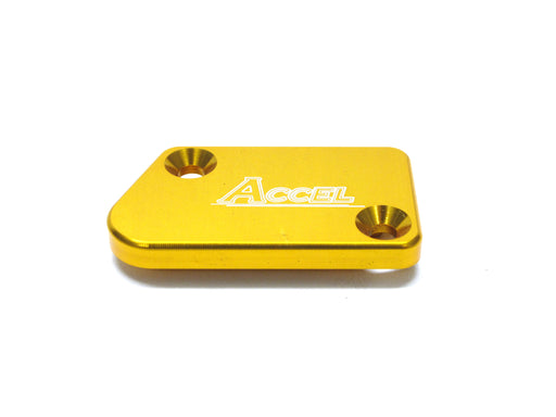ACCEL M/CYL COVER FNT YZ/YZF 08 GLD