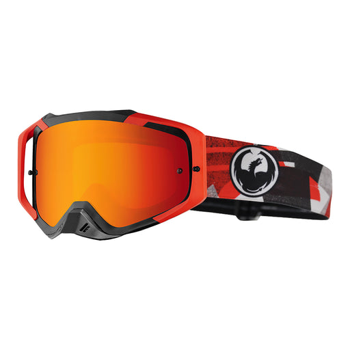 DRAGON GOGGLE MXV MAX COLLAGE / LUMALENS RED ION