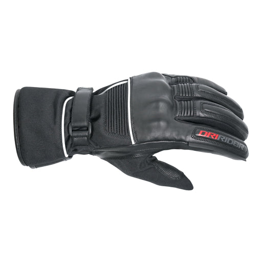 DRIRIDER STORM 3 GLOVES - BLACK