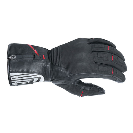 DRIRIDER SUMMIT PRO GLOVES - BLACK / RED