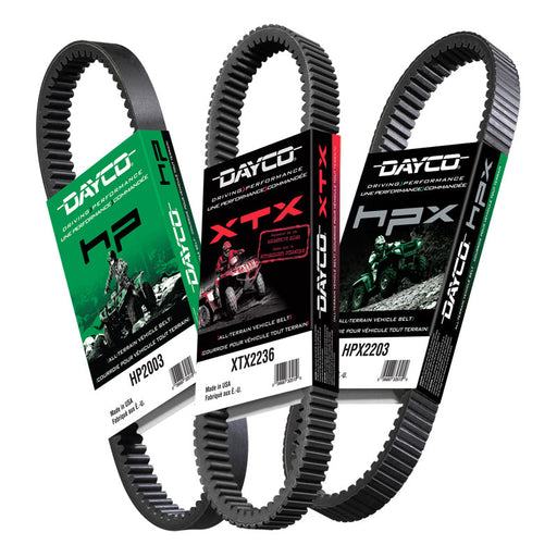 DAYCO OUTDOOR ACTIVITY/ATV BELT HP POLARIS OEM 3211077