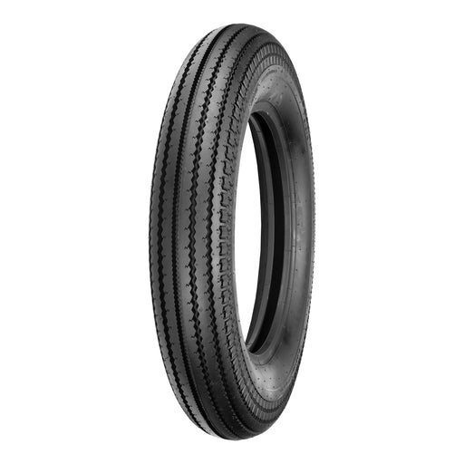 SHINKO E270 18x450 SUPER CLASSIC (Full profile) F/R ALL BLK