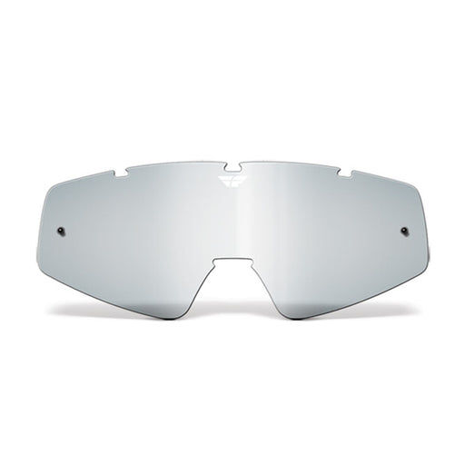 FLY ZONE/FOCUS GOGGLE LENS '18 YTH CLR/FLASH