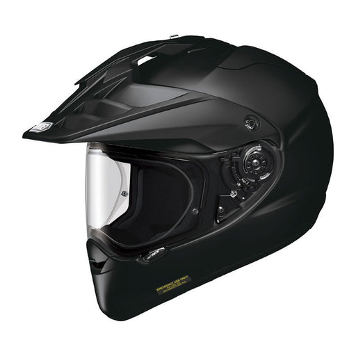 SHOEI HORNET ADV HELMET - BLACK