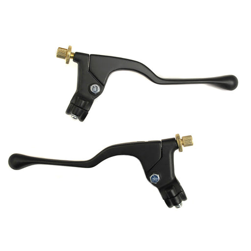 WHITES LEVER ASSY PAIR XR STD BLK