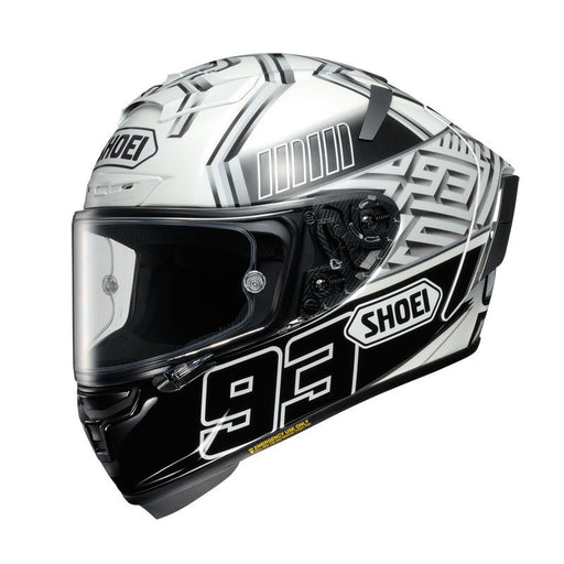 SHOEI X-SPIRIT 3 HELMET - MARQUEZ 4 TC6