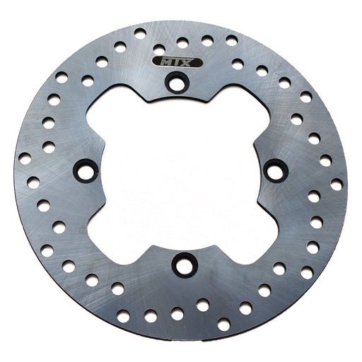 MTX BRAKE ROTOR SOLID TYPE - INDENT