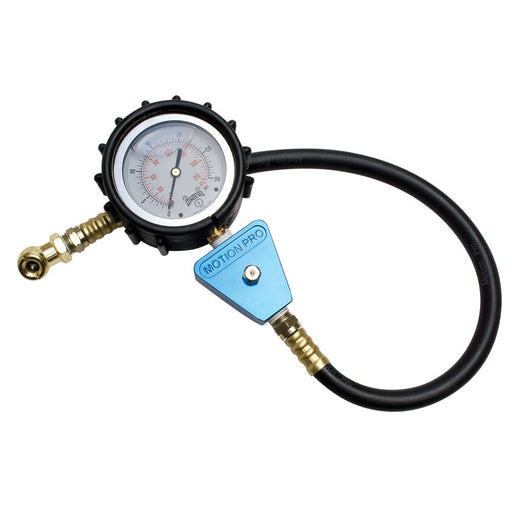"MOTION PRO TYRE GAUGE PROFESSIONAL 2.5"" 0-30PSI - INDENT"