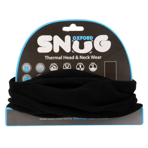 OXFORD SNUG - BLACK