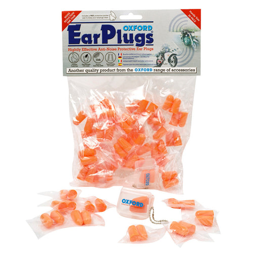 OXFORD ESSENTIAL EAR PLUGS PK30