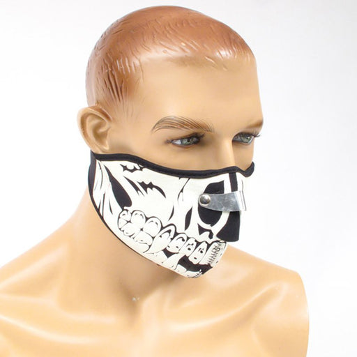 OXFORD FACEMASK - SKULL