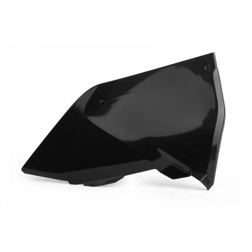 AIRBOX COVER KTM SX/SX-F 16-/EXC/EXC-F 17- BLK