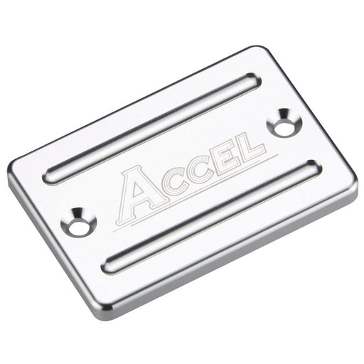 ACCEL M/CYL COVER HON/SUZ RED