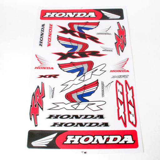 STICKER SET HONDA XR