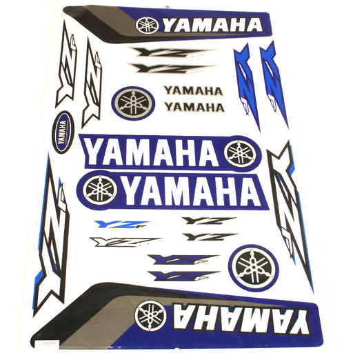 STICKER SET YAMAHA YZ-F (OFFROAD)