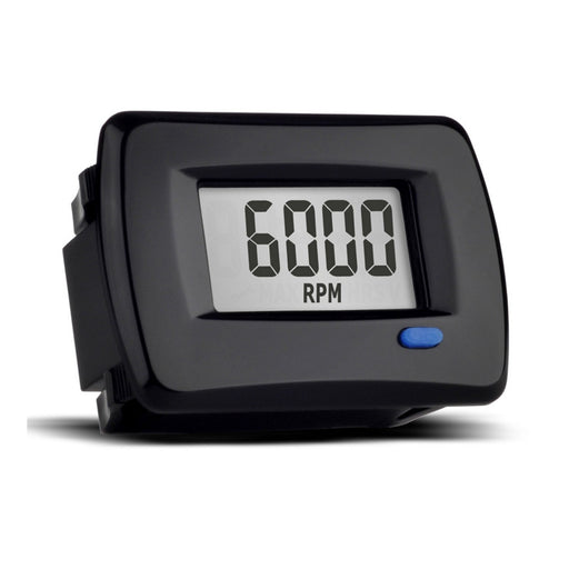 TRAIL TECH - TTO - TACH / HOUR / CLOCK METER (PANEL MOUNT)
