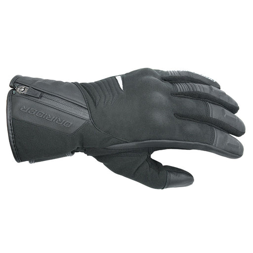 DRIRIDER VENUTRE GLOVES - BLACK / BLACK