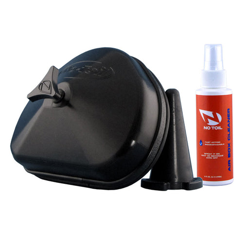 NO TOIL WASH KIT KAW KX250F/450F (AIRBOX COVER / EXH PLUG)