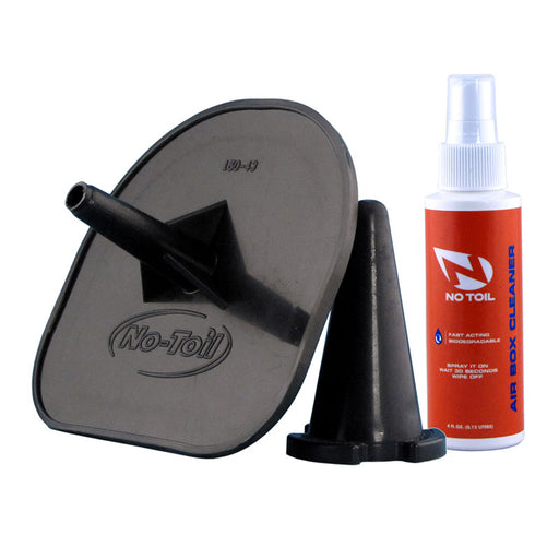 NO TOIL WASH KIT KTM 98-07 (AIRBOX COVER / EXHAUST PLUG)