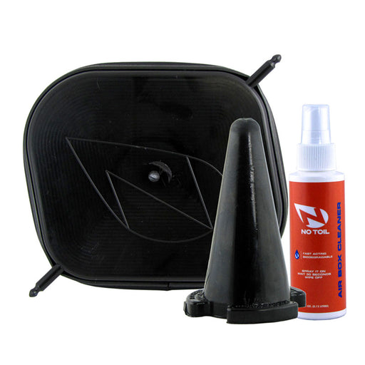 NO TOIL WASH KIT KTM 16- (AIRBOX COVER / EXHAUST PLUG)