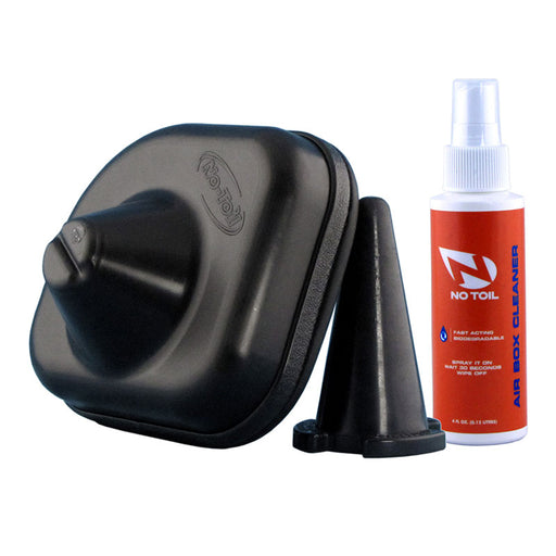 NO TOIL WASH KIT YAM WR250/450 03- (AIRBOX COVER / EXH PLUG)