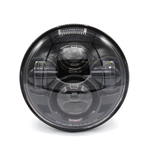 WHITES LED HEADLIGHT INSERT 5 3/4 HD HI/LO 2900/3800LM
