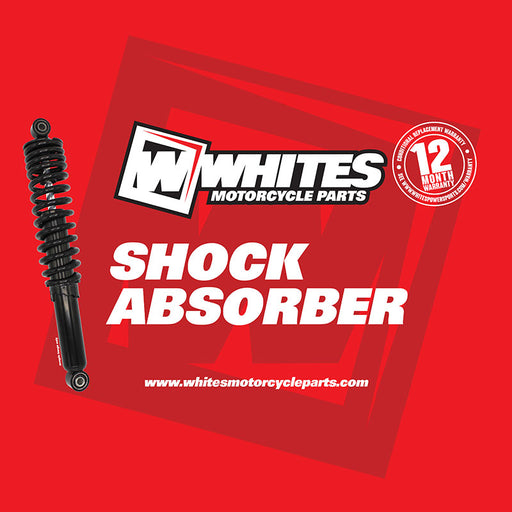 WHITES SHOCK ABSORBERS YAM GRIZZLY 450 FRONT - PAIR