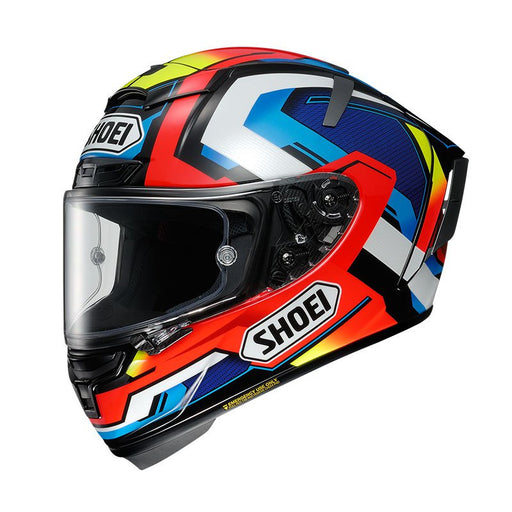 SHOEI X-SPIRIT 3 HELMET - BRINK TC1