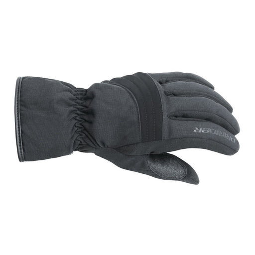 DRIRIDER TOUR RAIN GLOVES - BLACK